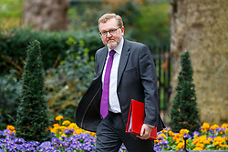 © Licensed to London News Pictures. 14/03/2017. London, UK. Scottish Secretary DAVID MUNDELL attends a cabinet meeting in Downing Street, London on Tuesday, 14 March 2017. Photo credit: Tolga Akmen/LNP