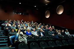 Teniska zveza Slovenije and documentary movie MIMA on November 23, 2015, Ljubljana, Slovenia. Photo by: Urban Urbanc / Sportida