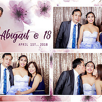 Abigail @ 18 Photobooth