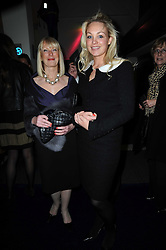Left to right, SUSAN ALLSOPP and SOPHIE ALLSOPP at the premier of Tenacity on the Tasman at the Odeon Leicester Square, London on 19th November 2009.