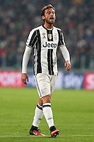 can - 29.10.2016 - Torino - Serie A 2016/17 - 11a giornata  -  Juventus-Napoli  nella  foto: Claudio Marchisio