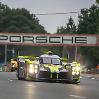 #4, ByKolles Racing Team, ENSO CLM P1/01-Nismo, LMP1, driven by:  Oliver Webb, Dominik Kraihamer, Tom Dillmann, 24 Heures Du Mans  2018, , 14/06/2018,