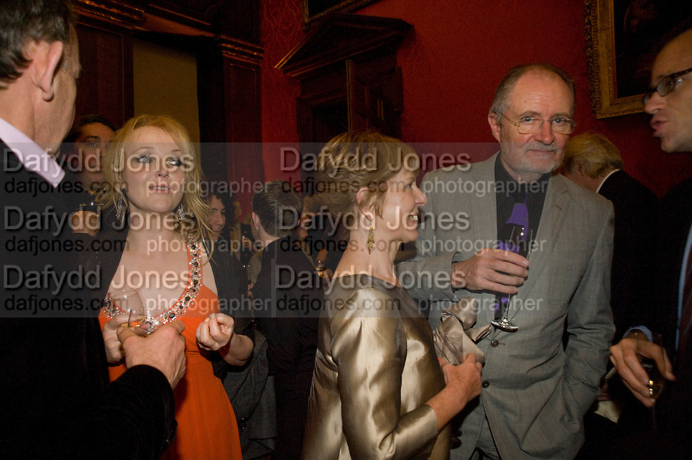 Miranda Richardson; Anastasia Lewis; Jim Broadbent; , The World Premiere of Young Victoria in aid of Children in Crisis and St. John Ambulance. Odeon Leicesgter Sq. and afterwards at Kensington Palace. 3 March 2009 *** Local Caption *** -DO NOT ARCHIVE -Copyright Photograph by Dafydd Jones. 248 Clapham Rd. London SW9 0PZ. Tel 0207 820 0771. www.dafjones.com<br /> Miranda Richardson; Anastasia Lewis; Jim Broadbent; , The World Premiere of Young Victoria in aid of Children in Crisis and St. John Ambulance. Odeon Leicesgter Sq. and afterwards at Kensington Palace. 3 March 2009