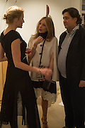 FIONA SCARRY; RIMA SHOUR; ALI SHOUR, Launch of the Dutko Gallery  the first commercial space in London dedicated to Art Deco design. 18 Davies Street , Mayfair. London. 15 October 2015