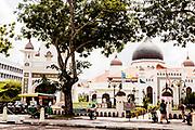 Kapitan Keling Mosque. Georgtown, Penang