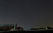 Starry skies, December 2012