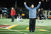 UMBC vs. Vermont Men's Soccer Semifinal 11/11/15