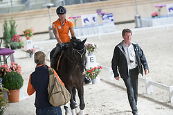 Den Dulk Nicole, (NED), Wallace NOP<br /> Para-Dressage FEI European Championships Deauville 2015<br /> © Hippo Foto - Jon Stroud<br /> 16/09/15