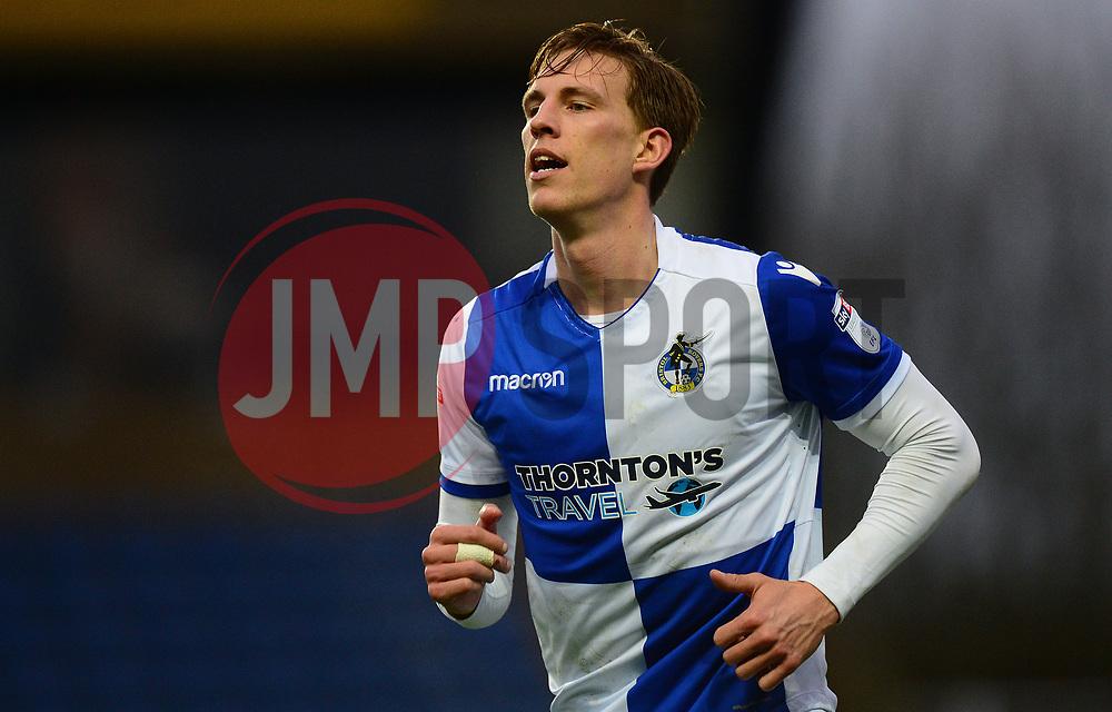 Joe Partington of Bristol Rovers - Mandatory by-line: Alex James/JMP - 10/02/2018 - FOOTBALL - Kassam Stadium - Oxford, England - Oxford United v Bristol Rovers - Sky Bet League One
