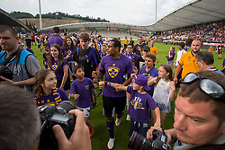 Marcos Tavares of NK Maribor after football match between NK Maribor and ND Gorica in Round #36 of Prva liga Telekom Slovenije 2017/18, on April 27, 2018 in Ljudski vrt, Maribor, Slovenia. Photo by Urban Urbanc / Sportida