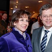 NLD/Capelle a/d IJssel/20180226 - Premiere In de Vlaamsche Pot, Jan Peter Balkenende en partner Bianca