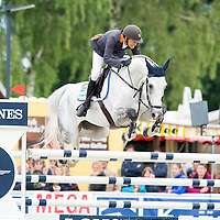 CIC3* - Jumping - Luhmühlen 2016