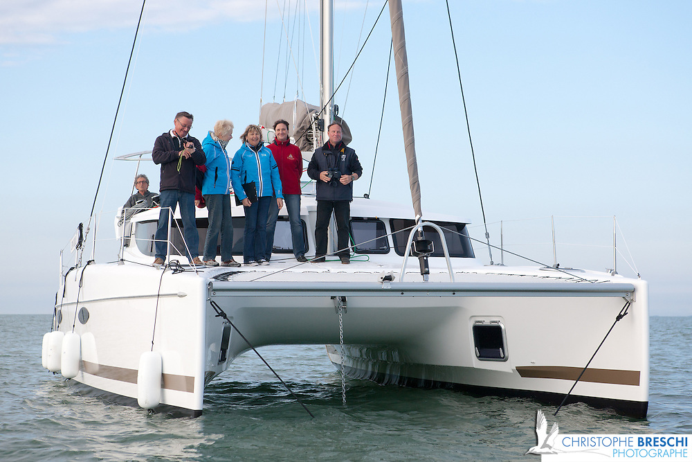 Plus de 180 bateaux lors du tour de Ré 2014