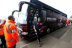 Bristol City head coach Lee Johnson arrives at the Hawthorns for the Sky Bet Championship fixture against West Bromwich Albion - Mandatory by-line: Robbie Stephenson/JMP - 18/09/2018 - FOOTBALL - The Hawthorns - West Bromwich, England - West Bromwich Albion v Bristol City - Sky Bet Championship