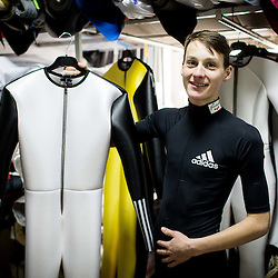 20161206: SLO, Ski Jumping - Production of Ski Jumping suits at Dali sport