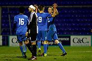 Stockport County FC 4-2 Barnton FC 9.1.18