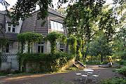 Haus Hohe Pappeln (Wohnhaus von Henry van de Velde), Weimar, Thüringen, Deutschland | Haus Hohe Pappeln (home of Henry van de Velde), Weimar, Thuringia, Germany