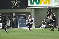 Mississippi running back Jeff Scott (3) vs. Vanderbilt in Nashville, Tenn. on Thursday, August 29, 2013.
