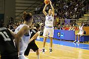 Taranto 07-06-2011<br /> Qualifying Tournament Eurobasket Women 2011<br /> Italia-Belgio<br /> Nella foto Chiara Consolini<br /> Foto di Ciamillo-Castoria