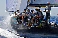 Quantum Racing during Race 1 of the AUDI Medcup in Cartagena