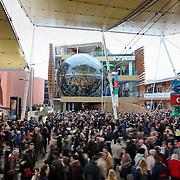 Padiglione Azerbaijan, Expo 2015  Milano, 17/10/2015.