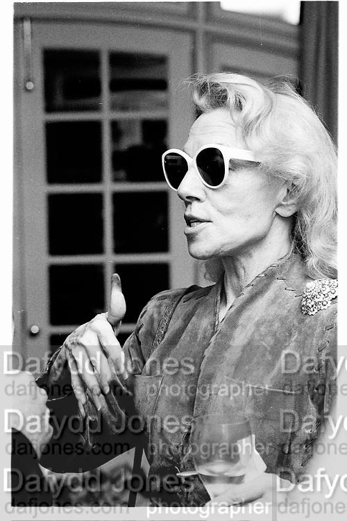 Barbara Allen Quitenia. American ballet, Annual gala. Palladium 1988© Copyright Photograph by Dafydd Jones 66 Stockwell Park Rd. London SW9 0DA Tel 020 7733 0108 www.dafjones.com