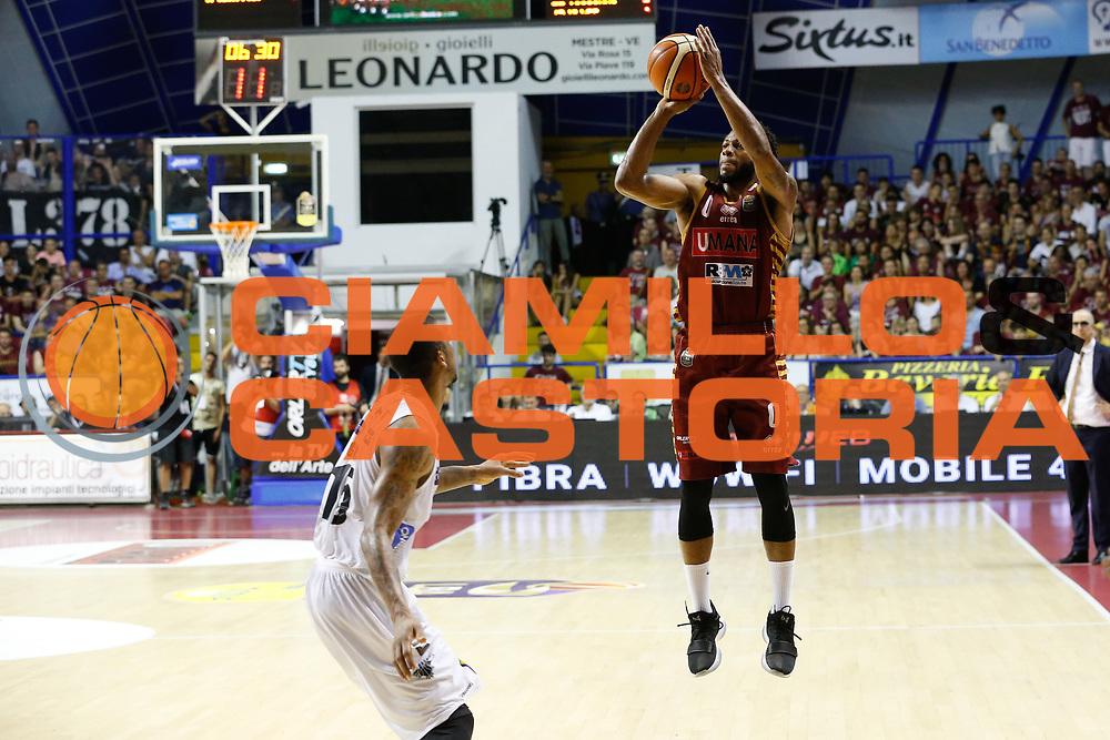 Marquez Haynes<br /> Umana Reyer Venezia - Dolomiti Energia Aquila Basket Trento<br /> Lega Basket Serie A 2016/17 Finali Gara 02<br /> Venezia, 12/06/2017<br /> Foto Ciamillo-Castoria / M. Brondi