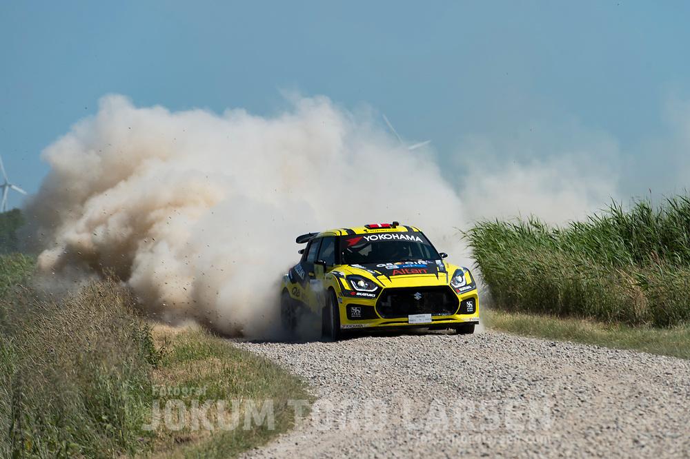 DM3 Sydjysk Rally 2019 - Esbjerg