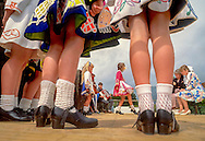 Irish dancing competition at Agricultural Show