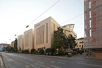 Institutsgebäude Karl Franzens Universität, Graz.Architektur: Wolfgang Kapfhammer
