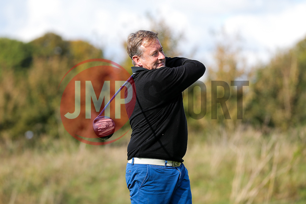 Team Rateavon take part in the annual Bristol Rovers Golf Day - Rogan Thomson/JMP - 10/10/2016 - GOLF - Farrington Park - Bristol, England - Bristol Rovers Golf Day.