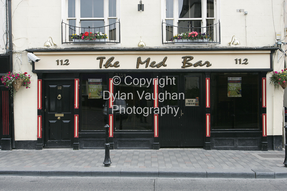 The Med Bar in Carlow.Picture Dylan Vaughan.