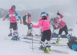 08.10.2013, Moelltaler Gletscher, Flattach, AUT, OeSV Medientag, im Bild // during the media day of Austrian Ski Federation OeSV at Moelltaler glacier in Flattach, Austria on 2013/10/08. EXPA Pictures © 2013, PhotoCredit: EXPA/ Johann Groder