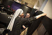 GALLUP, NM : Images from the First Annual Little Sisters of the Poor Gala at Red Rock Park in Gallup, New Mexico.
