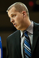 10 December 2009:  IPFW Head Coach Dane Fife during the NCAA basketball game between IPFW and the Toledo Rockets at Savage Arena in Toledo, OH.