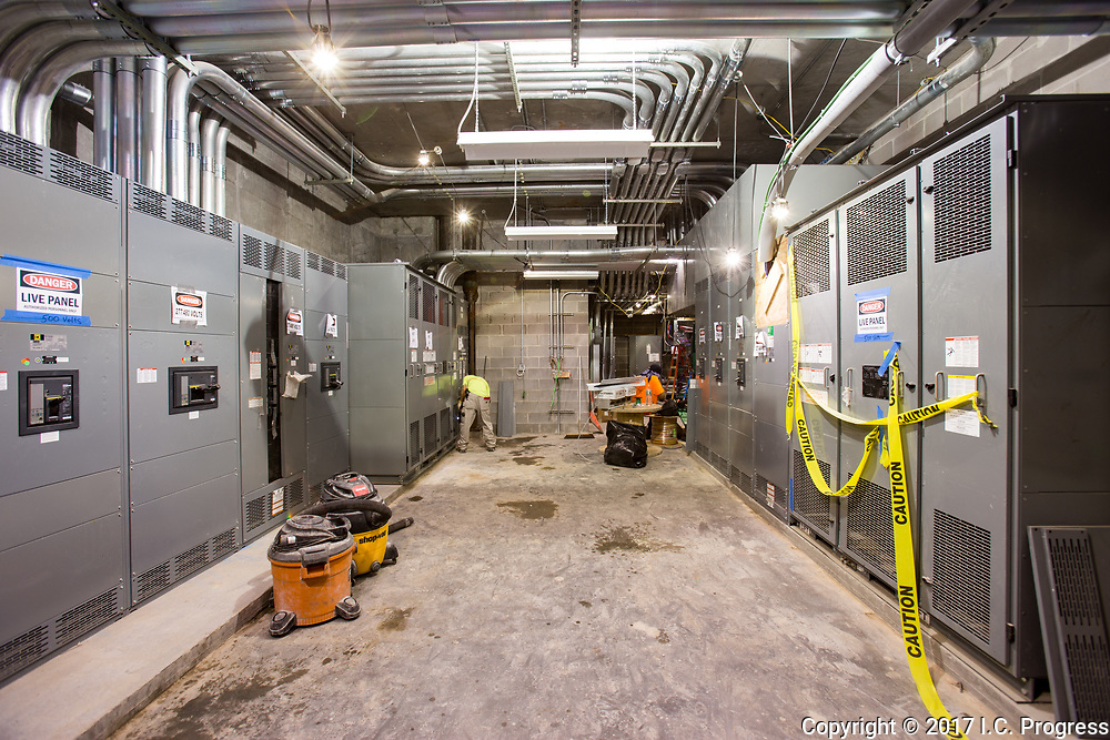 BASEMENT ELECTRICAL RM #1
