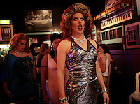 WKNpride:  CRYSTAL CITY, VA: MARAM 201799 CAPTION:  Drag Queens prepare and perform for Freddie's Follies at Freddie's in Crystal City June 01, 2008 ? Destiny B. Childs, the host of the show, begins the follies by leading the drag queens onto the stage.