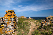 "The ""Heavenly Gate"" on Great Saltee, the larger of the Saltee Islands, off the coast of Co. Wexford, Ireland."