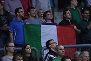 tifosi italia<br /> Nazionale Italiana Maschile Senior - 2019 FIBA Basketball World Cup Qualifiers<br /> Croazia Italia Croatia Italy<br /> FIP 2017<br /> Zagabria, 26/11/2017<br /> Foto M.Ceretti / Ciamillo-Castoria