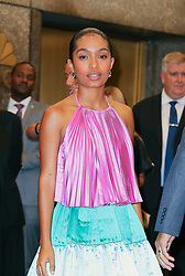 September 6, 2019, New York, New York, United States: September 5, 2019 New York City..Yara Shahidi attending The Daily Front Row Fashion Media Awards on September 5, 2019 in New York City  (Credit Image: © Jo Robins/Ace Pictures via ZUMA Press)