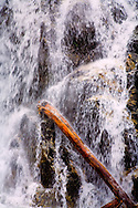 Cascade Trail waterfall