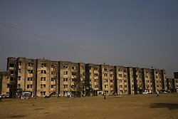 Overcrowding is major popular in urban areas, as it is often associated with risks, like poor nutrition and hygiene.  The elevators in these buildings usually are not maintained and do not work, making it difficult for very sick or elderly patients to get up and down the stairs to go to the health clinics and get their medicines.