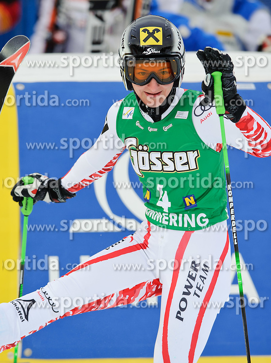 28.12.2010, Panoramapiste, Semmering, AUT, FIS World Cup Ski Alpin, Ladies, Giant Slalom, Bild zeigt ZETTEL Kathrin, EXPA Pictures © 2010, PhotoCredit: EXPA/ S. Zangrando