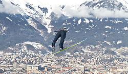 03.01.2012, Bergisel-Stadion, Innsbruck, AUT, 60. Vierschanzentournee, FIS Ski Sprung Weltcup, Training, im Bild Martin Koch (AUT) // Martin Koch of Austria during a practice session of 60th Four-Hills-Tournament FIS World Cup Ski Jumping at Bergisel-Stadion, Innsbruck, Austria on 2012/01/03. EXPA Pictures © 2012, PhotoCredit: EXPA/ Peter Rinderer