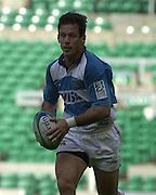 24/05/2002 (Friday).Sport -Rugby Union - London Sevens.Argentina vs France.Martin Schuster[Mandatory Credit, Peter Spurier/ Intersport Images].