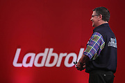 Gary Anderson during the Ladrokes UK Open 2019 at Butlins Minehead, Minehead, United Kingdom on 1 March 2019.