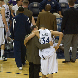 Nevada Men's Basketball v. Seattle Pacific (110307)