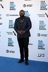 February 23, 2019 - Santa Monica, CA, USA - LOS ANGELES - FEB 23:  Brian Tyree Henry at the 2019 Film Independent Spirit Awards on the Beach on February 23, 2019 in Santa Monica, CA (Credit Image: © Kay Blake/ZUMA Wire)