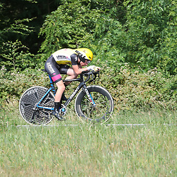 21-06-2017: Wielrennen: NK Tijdrijden: Montferlands-Heerenberg (NED) wielrennen