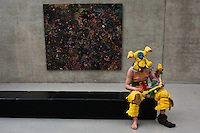 """Ali Janka, Wolfgang Gantner, Tobias Urban and Florian Reiter , the four artists behind gelitin, are often regarded as the """"Bad Good Boys"""" of the international art scene, a reputation they have earned through countless wanton happenings and installations."""